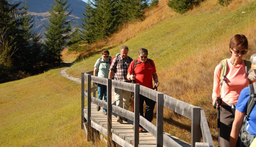 Tourenbericht Lechweg, vierte Etappe